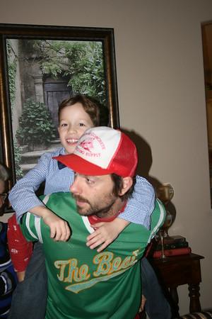 Garrett Christmas '14