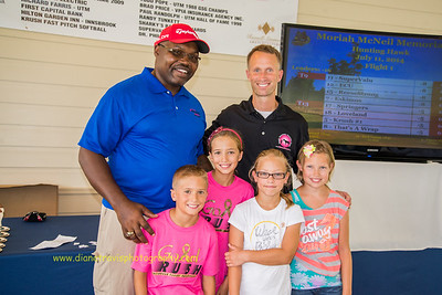 Celebrity Golf Classic 2014 ~ Hunting Hawk ~ Moriah McNeil Memorial/Reese Strong