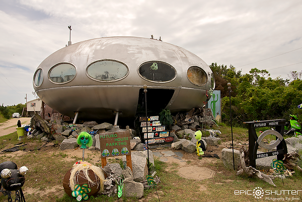 Frisco UFO, 1968 Futuro House ,Save the Frisco UFO, Spaceship, James Bagwell Property Owner, LeRoy Reynolds Owner,Cape Hatteras National Seashore, Frisco, Hatteras Island, North Carolina, Epic Art Museum, Local Artist, Epic Shutter Photography