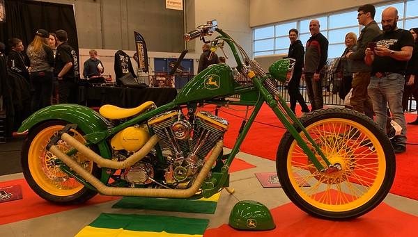 Salon de la moto 2019