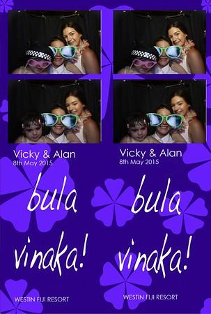 Vicky & Alan