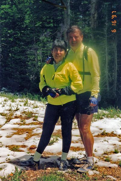 Utah - Scenic Cycling Tour 1997