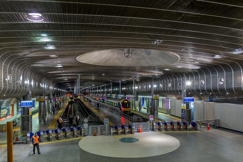Britomart Tarin Station