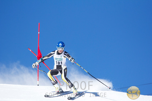 2013 Men's Leavitt Invitational Giant Slalom