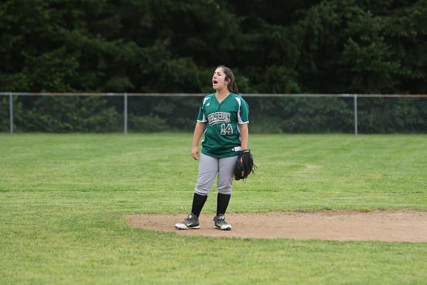 Varsity Girls Baseball vs Neah-Kah-Nie
