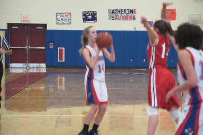 JV Basketball March 28th 2011