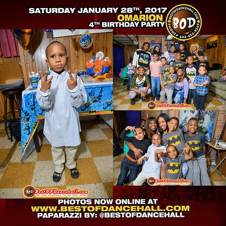 1-28-2017-BRONX-Omarion 4th Birthday Party
