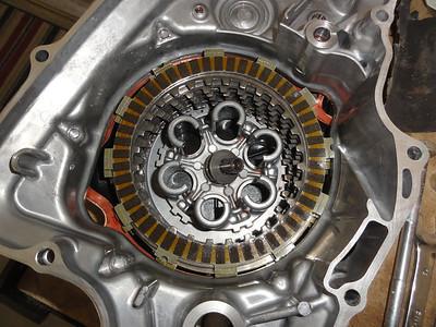 2012-03-11 Honda 450X Clutch