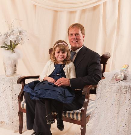 Cinderella Daddy Daughter Dance Formals