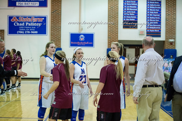 Lady Bruins Vs Southeast 4 Feb 2015