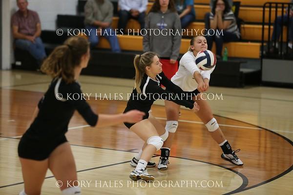 2018 Volleyball Season--High School