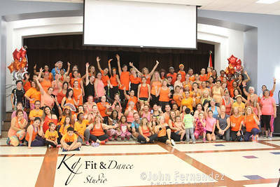 2017 Zumbathon for St.Jude Children's Research Hospital