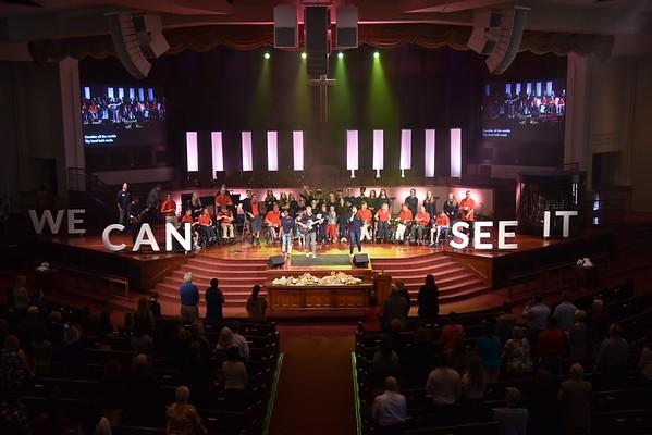 2016 10 09 Special Needs Sunday Worship