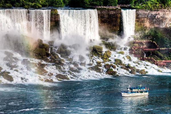 Niagara Falls - Canada - May, 2012