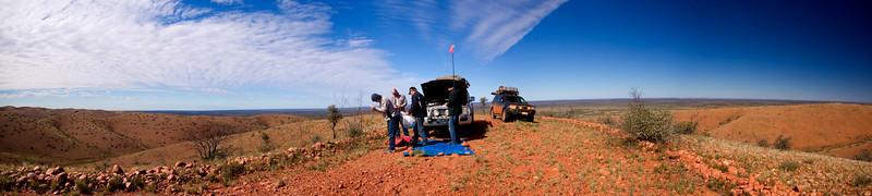 Sandy Blight Trip 2010