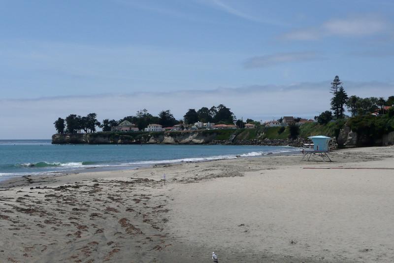 Cowell Beach. Santa Cruz
