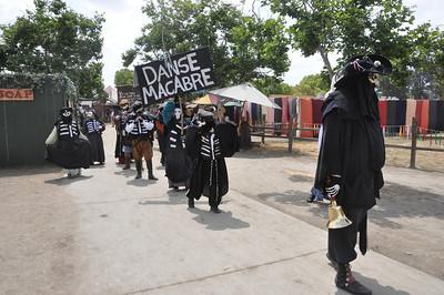 Danse Macabre 8 May 2012