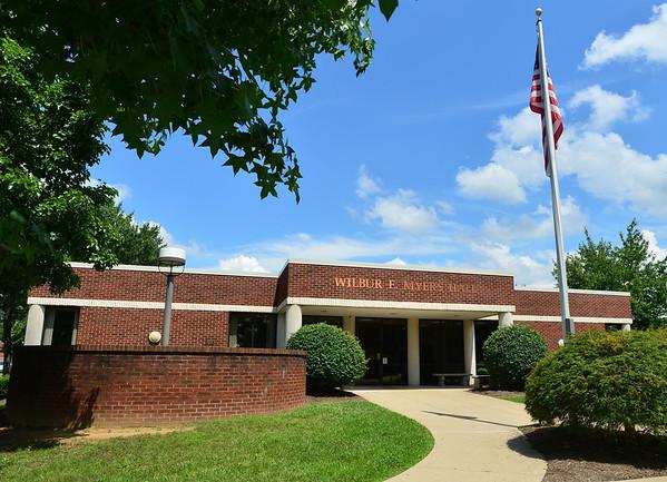 Wilbur E. Myers Hall-July 2013