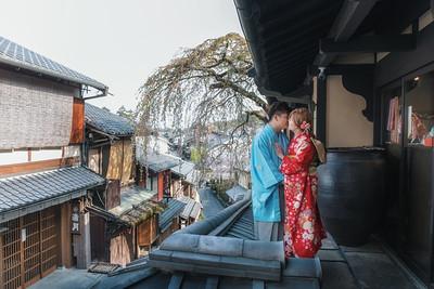 Mju Kyoto Pre-wedding