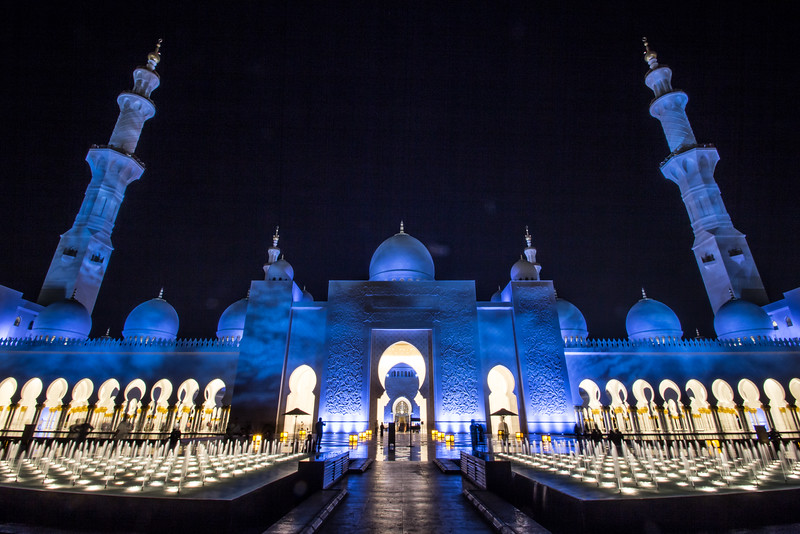 Sheikh Zayed bin Sultan Grand Mosque, Abu Dhabi (71)
