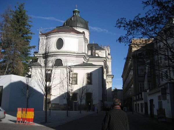 Holiday Markets in Salzburg & Vienna