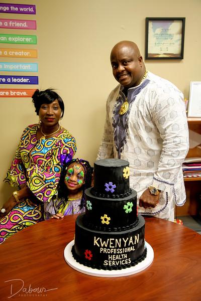Kwenyan Grand Opening