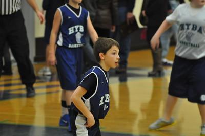 HYBA Basketball Tournament Andrew 2011