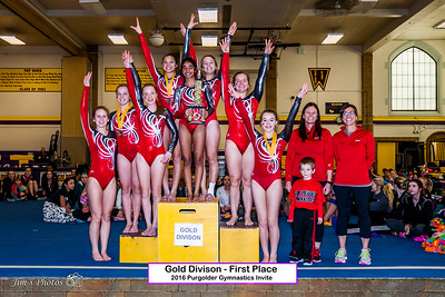 HS Sports - Gymnastics East Invite - Jan 16, 2016