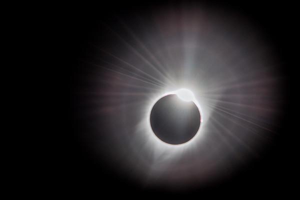 2017 Great American Solar Eclipe