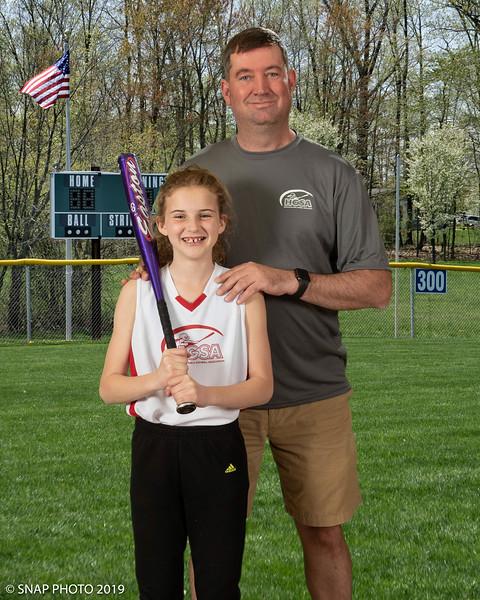 2019 Harleysville GSB Coach-Player Shots
