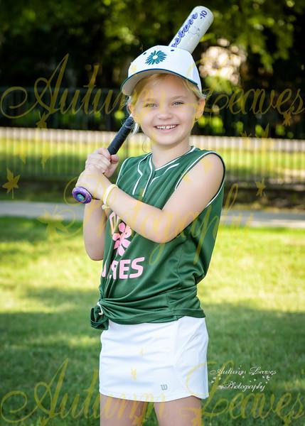 1G Hockaday Dazzling Daisies - TNYMCA Softball Spring 2016