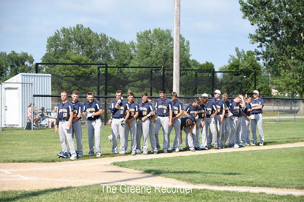 District Baseball vs AGWSR