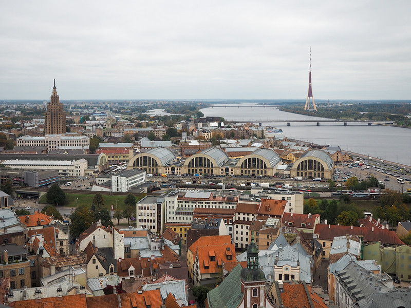 View of Riga from St. Peter's Church