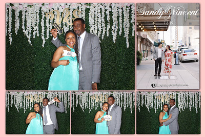 Sandy & Vincent Wedding - July 7, 2019