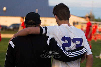 CCS Boys Soccer vs. McCloud, April 24