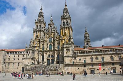 Santiago de Compostela 2008