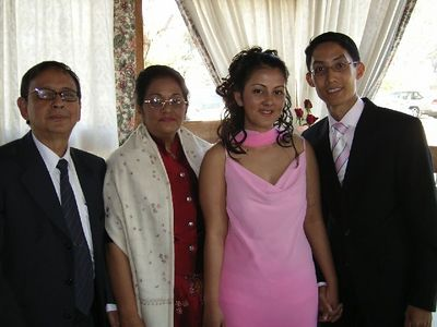 Su Mon's Wedding
