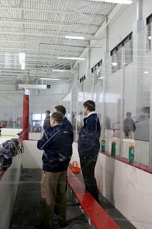 HHS Hockey vs Canton Hoover (Mentor Tourney) Dec. 26 2009