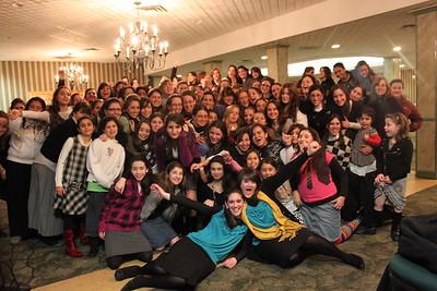 Girls Chanukah Parties