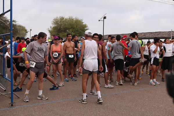 International Friendship Run 2011