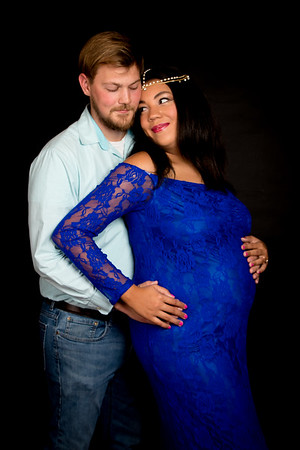 Ashleigh + Dustin | Maternity Session