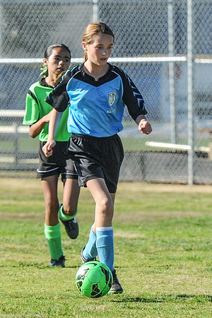 CSC Girls (GU12) vs Green Flash