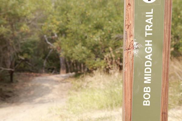 Bob Middagh Trail 8/4/2018