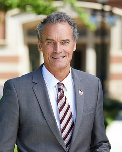 2017 Chancellor Joe Gow Portrait