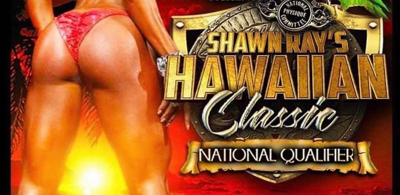 2019 Shawn Ray Hawaiian Classic