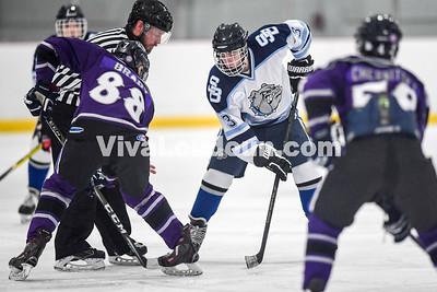 Ice Hockey: Battlefield  vs Stone Bridge (by Mike Walgren)