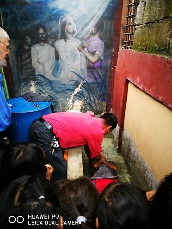 Vincent's Baptism