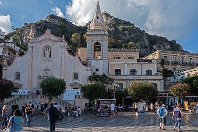 Italy - Sicily: Mount Etna, Messina, and Taormina