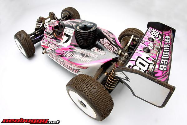 World Champion's Cars