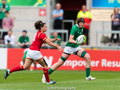 WRWC 2017, 7th Place Playoff Ireland vs Wales - 26 August 2017
